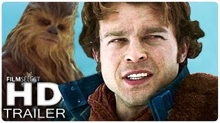 HAN SOLO: A Star Wars Story Trailer 2 Italiano (2018)