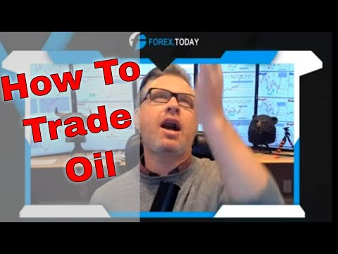 Forex.Today:  – How & When Forex Traders Should Trade Crude Oil (WTI) – Oil Trading Strategy