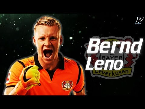 Bernd Leno 2016-18  Amazing Saves - Bayer Leverkusen