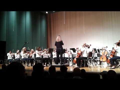 Northfield Middle School Violin Show