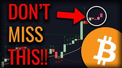 MAJOR BITCOIN WARNING!! - YOU BETTER BE PAYING ATTENTION TO THIS INDICATOR!!