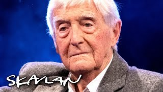 Sir Michael Parkinson On His Struggle With Alcohol: – My Wife Called Me Ugly   Svt/tv 2/skavlan
