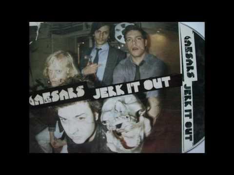 The Caesars - Jerk it out (INSTRUMENTAL - no vocals)