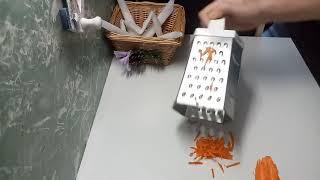 Безумно Вкусная Морковь по-корейский Очень сочная в Домашних условиях за 10 минут