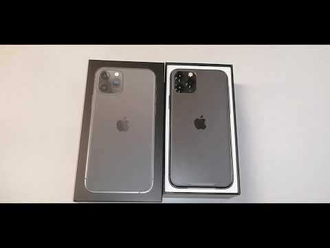 Unboxing Iphone 11 pro