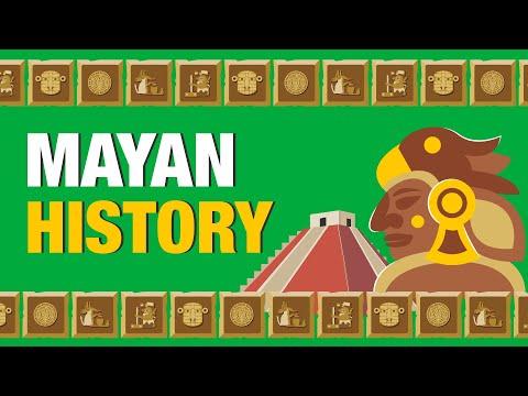 History of Maya I Mayan | Mayan history | Past to Future