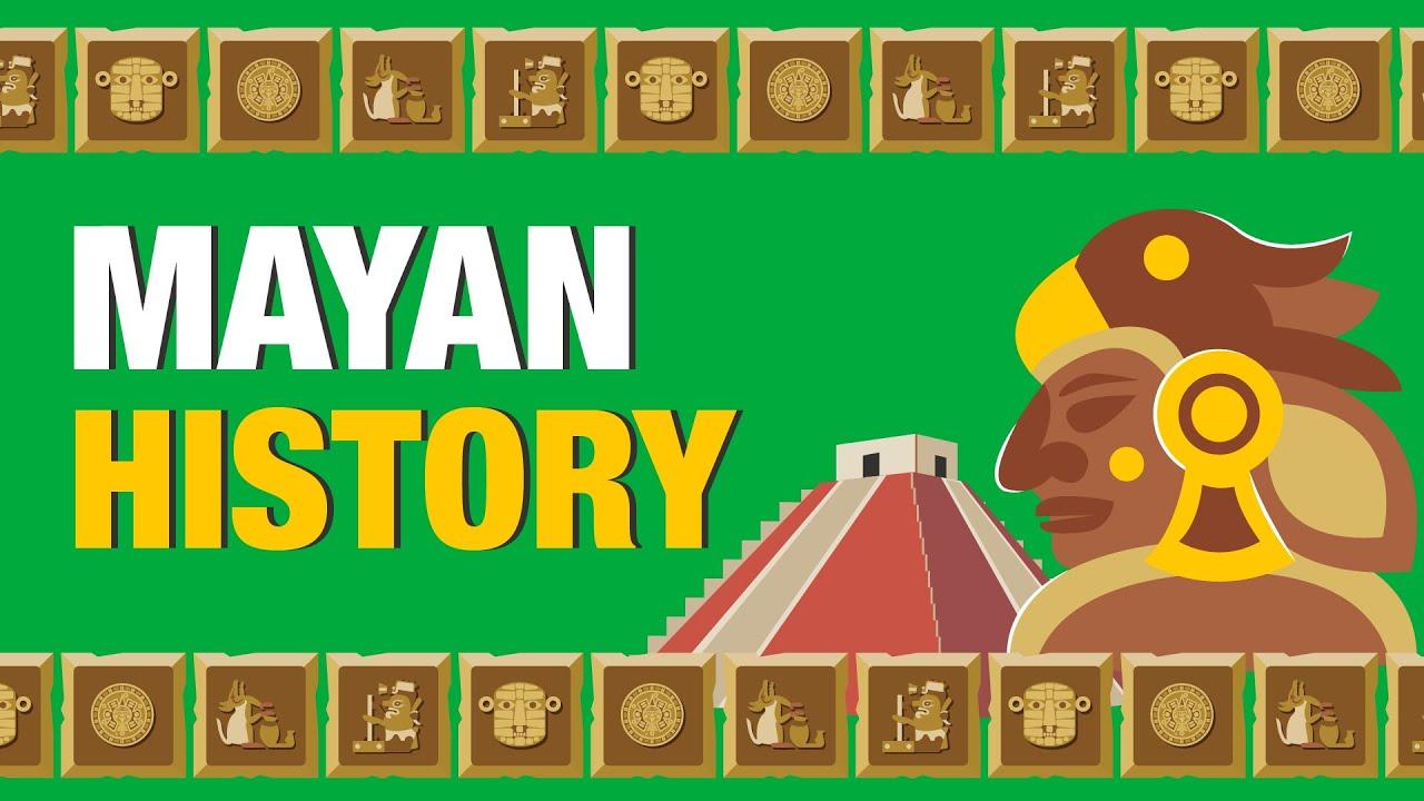 Download History of Maya I Mayan   Mayan history   Past to Future