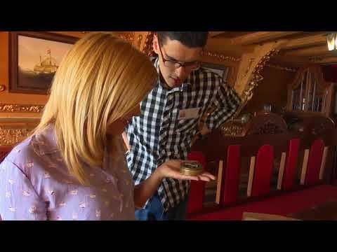 Экскурсия на корабль Гото Предестинация – Туризм Воронежа