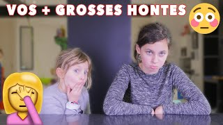 REACTIONS • VOS PIRES HONTES