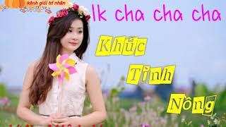 Lk cha cha cha (p1)