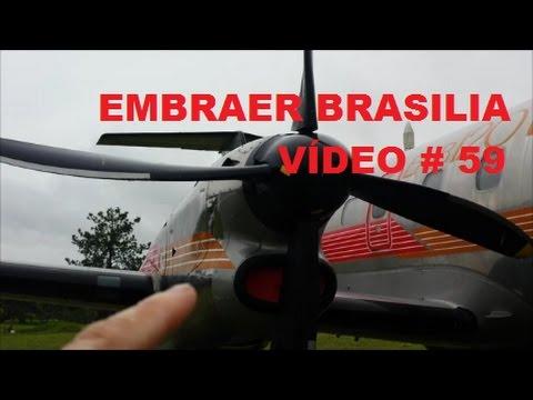 EMB 120 BRASILIA  VÍDEO # 59