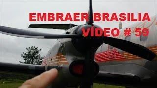 EMB 120 BRASILIA VÍDEO 59