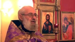 Проповедь о  Петра Куницкого   Как вести себя в храме(Проповедь