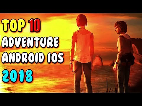 Best Adventure Games For Android 2018