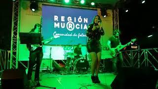 Lydia Martín & Co en Actúa Murcia 2018