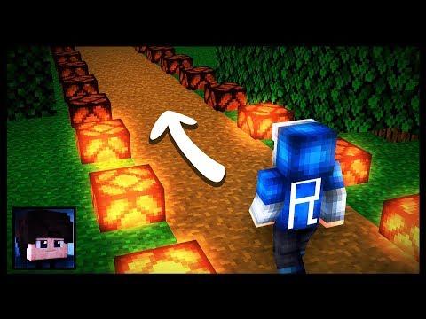 ✔ Minecraft PE: How To Make Motion Sensor Lights   No Mods Or Addons!