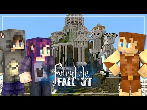THE DRAGONS DEN?! - Fairytale Fallout Season 2 - Minecraft Roleplay - Episode 12