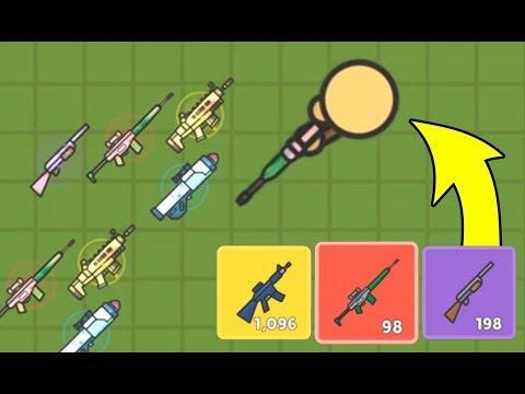 de jun io 小 遊戲 2d 版 的 絕地 求生