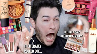 TESTING VIRAL NEW MAKEUP YOU ACTUALLY CARE ABOUT... hits and MAJOR fails!