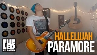 Paramore - Hallelujah (Guitar Cover) Franco Rizzo