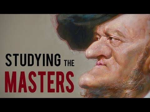 Developing Your Style by Studying the Masters