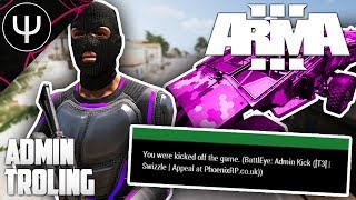 ARMA 3: Altis Life — Admin TROLLING on Altis!