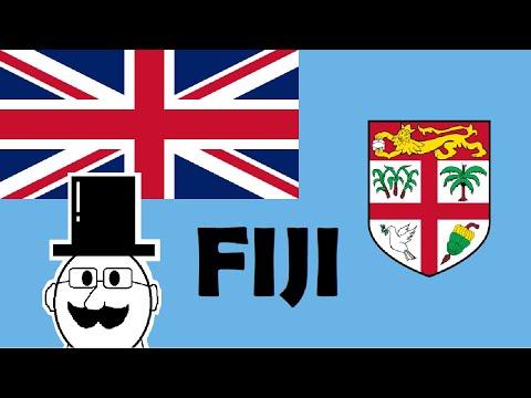 A Super Quick History of Fiji