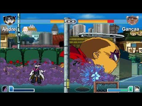 Bleach Vs Naruto 2.6: Andrej vs Gancaa - Episode 1