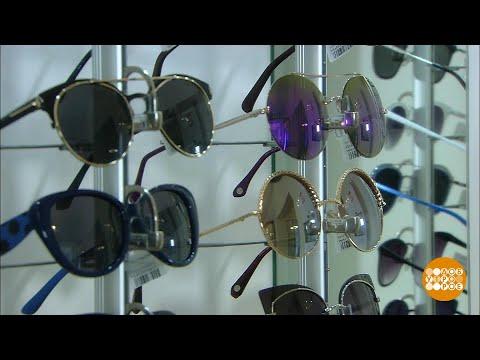 Солнцезащитные очки: краш-тест. 15.05.2019