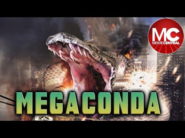 Megaconda | Full Creature Feature Movie
