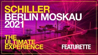 "SCHILLER x LASERFABRIK: ""BERLIN MOSKAU"" // The Ultimate Experience // English Subtitles"