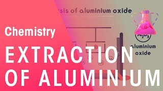 Extraction of Aluminium Using Electrolysis | Environment | Chemistry | FuseSchool