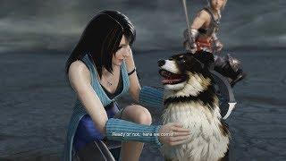 Dissidia Final Fantasy NT - Rinoa Heartilly DLC - Gameplay and Backstory