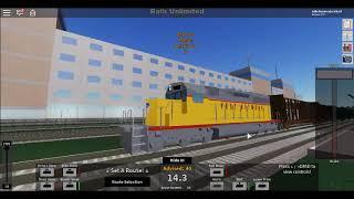 ROBLOX: trenes nuevos y actualizaciones ilimitados (DESCRIPCION DE LECTURA)
