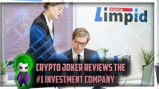 HOW MUCH PASSIVE INCOME CAN YOU MAKE?!  | CRYPTO JOKER REVIEWS LIMPID CAPITAL!!!
