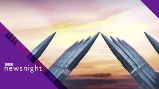 Is nuclear disarmament set to self-destruct? - BBC Newsnight