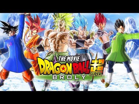 Blizzard Daichi Miura English Dub Full Version - Dragon Ball Super Broly Main Theme Song (AMV)