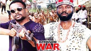 A Thousand War Season 2 - Zubby Micheal|2019 Latest Nigerian Nollywood Movie