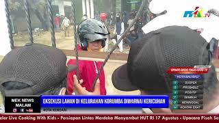 Eksekusi Lahan di Kelurahan Korumba Diwarnai Kericuhan