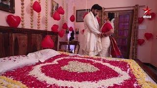 First night రోజు పాలు బదులు టీ aa ?? 😂😂 గౌరీ శంకర్ ❤️❤️ #AgniSakshi Today at 6:30 PM on Star Maa