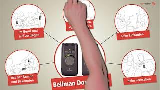 Produktvideo zu Funk-Hörverstärker Bellman Domino Pro