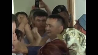 哈萨克斯坦法庭审理批评新疆再教育营活动人士