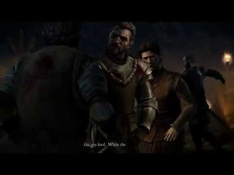 Game Of Thrones Episode 1: Xbox One Gameplay