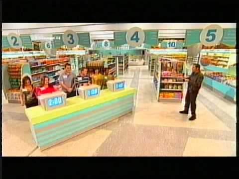 Gary and Mark on Dale's Supermarket Sweep - Part 2