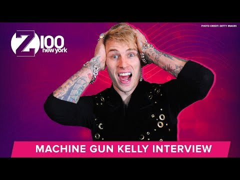 Machine Gun Kelly On Working With James Arthur | Interview