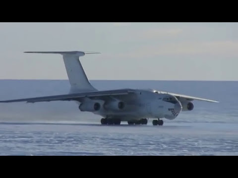 IL-76TD Antarctic Mission Melitopol's Crew.mp4