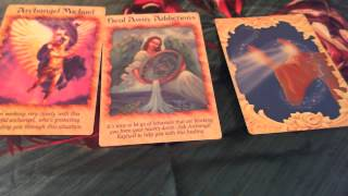 Weekly Oracle Card Reading for 1-7 October 2012 by Anthea Alexander