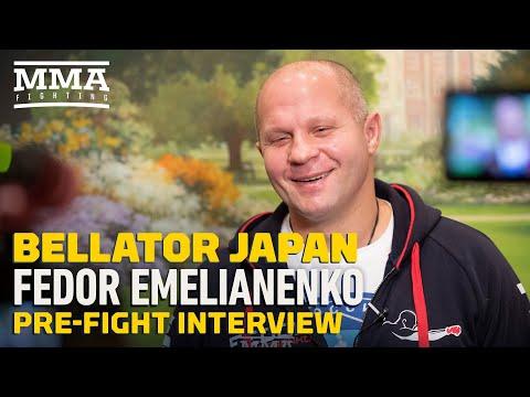 Bellator Japan: Fedor Emelianenko Not All In On 'Retirement Tour' - MMA Fighting