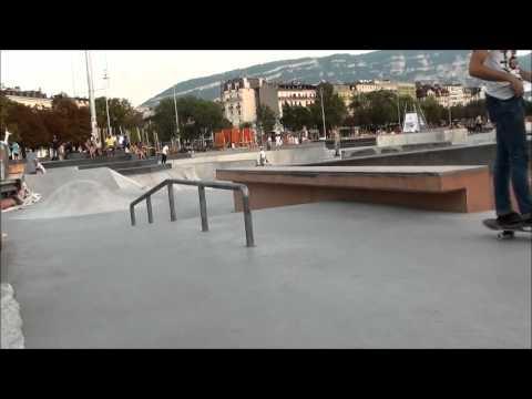 Thibault Gortina 5 Tricks à Genève