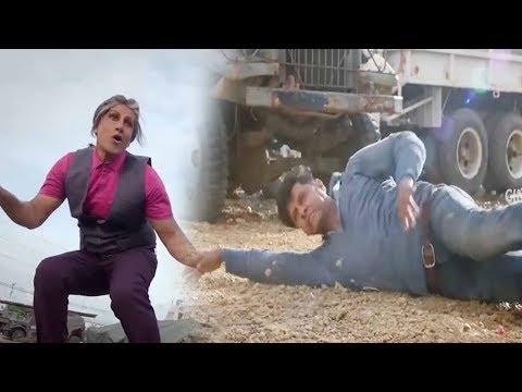Vikram Blockbuster Movie Ultimate Interesting Action Climax Scene | Telugu Movies | Cinema Thetaer